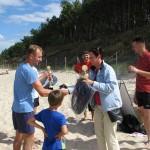 Kontynuujemy, bo jesteśmy zadowoleni! – Mieliśmy akcję edukującą sprzedawców alkoholu i cykl zawodów plażowej piłki siatkowej.
