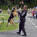 Lubimy pokazy policji!  Wojcieszów, woj. dolnośląskie