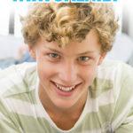 Ulotka dla młodzieży REALNIE CZY WIRTUALNIE Format ulotki A4 do DL 02