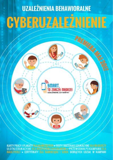 Cyberuzaleznienie - okładka oferty