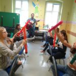 Muzyczne zajęcia z kampanią ZTU!  Czerwionka-Leszczyny, woj. śląskie