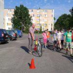 Na warsztatach z ZTU edukujemy rowerzystów!  Zamość, woj. lubelskie
