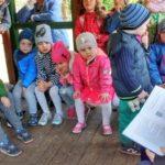Wolontariuszki czytają przedszkolakom!  Szczaniec, woj. lubuskie
