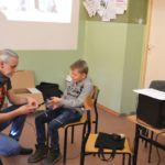 Przyjaźń nie jedno ma imię… Warsztaty Dziennikarskie SPiDR w SP w Janowicach Wielkich