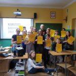 Z ZTU o dziennikarskich doświadczeniach! Warsztaty Dziennikarskie SPiDR w Szkole Podstawowej nr 5 w Lipnie