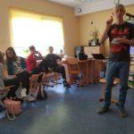 Z ZTU o dziennikarskich doświadczeniach! Warsztaty Dziennikarskie SPiDR w ZS nr 2 z Oddziałami Integracyjnymi w Pułtusku