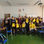 Z ZTU o dziennikarskich doświadczeniach! Warsztaty Dziennikarskie SPiDR w Szkole Podstawowej nr 2 we Włocławku
