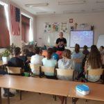 Z ZTU o dziennikarskich doświadczeniach! Warsztaty Dziennikarskie SPiDR w Szkole Podstawowej w Chwalibogowie