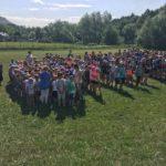 Dzień sportowej zabawy! Chełmiec, woj. małopolskie