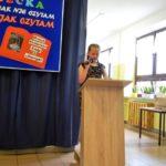 Wspólne czytanie na Finale ZTU! Łukowa, woj. lubelskie