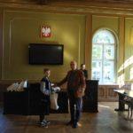Nagrody ZTU odebraliśmy z rąk burmistrza! Bytów, woj. pomorskie