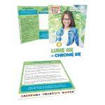 """Karta pracy dla uczniów w wieku 13-16 lat – klasa VII-VIII, """"LUBIĘ SIĘ, CHRONIĘ SIĘ"""""""